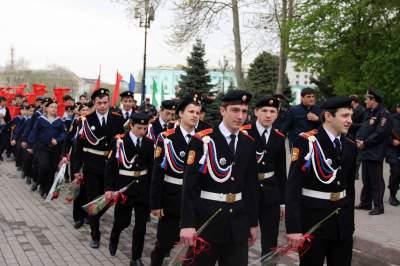 «Вахта памяти – 2014» в Республике Дагестан.