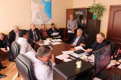 Заседание комиссии по строительству и архитектуре, ЖКХ, благоустройству и экологии