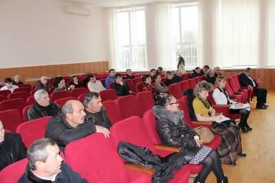 Сегодня в городской администрации состоялся очередной прием граждан по личным вопросам